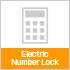 Electric Number Lock